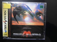 NEW Radiant Silvergun Sega Saturn Japan