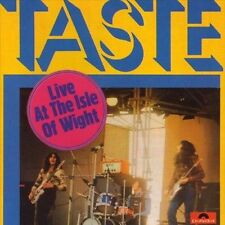 TASTE Live At The Isle Of Wight Rory Gallagher New UK CD