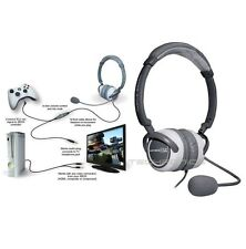 TURTLE BEACH EAR FORCE XLC XBOX 360 STEREO LIVE CHAT GAMING FOLD HEADSET W/ MIC