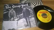 "7"" Indie Scrap Yard - Mrs. Wylde (3 Song) PRIVATE PRESS"