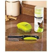 Pet Grooming Spa Kit Dog Knot Remover Comb Brush Massager Towel  Grooming Set