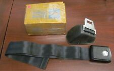 1968 NOS Galaxie/Galaxie 500 Rh Front Seat Black Seat Belt & Retractor Assembly