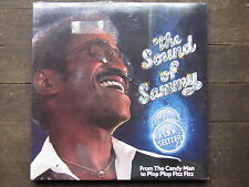"""LP - SAMMY DAVIS JR. - THE SOUND OF SAMMY """"TOPZUSTAND!"""""""
