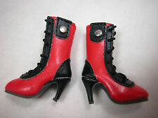 "Barbie Fashion Royalty Miniature Shoes Boots For 12""  Blythe Dolls #JSS72"