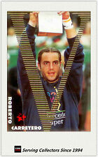 1997 Intrepid Australia Tennis Trading Card Victory Subset V3 Roberto Carretero