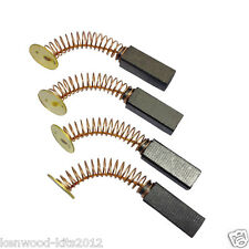 2 PAIR X MOTOR REPAIR CARBON BRUSHES TO FIT KENWOOD CHEF A901 902/904 & KM