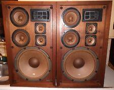 Pair Vintage Pioneer CS-88A Floor Speakers Fully Working FB Drivers