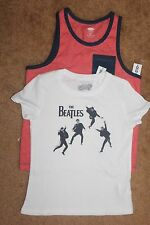 "OLD NAVY BABY Boy's SIZE 5T LOT OF 2  PIECES Tops ""The Beatles"" Mix & Match"