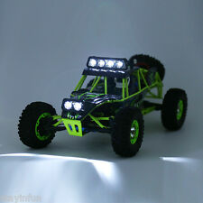 WLtoys 12428 1:12 Scale 2.4G High Speed 4WD RC Off-road Car Crawler US Plug Gift