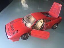 1/24 FERRARI GTO ROUGE