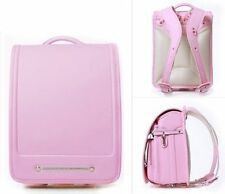 Randoseru light Pink Backpack A4 clear file available school bag overseas #27