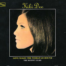 Love Makes the World Go Round: The Motown Collection by Kiki Dee (CD,...