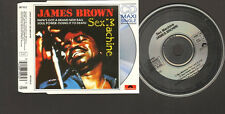 JAMES BROWN 4 tr CD SINGLE Sex Machine Soul Power MONO Papa's Got a Brand New