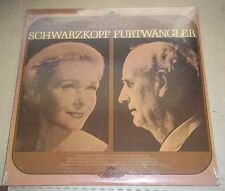 Schwarzkopf/Furtwangler WOLF Songs - Seraphim 60179 SEALED