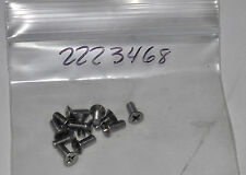 OEM Minn Kota SCREW-#8-32 X 7/16 FLT HD,MACH Part# 2223468 (2 per order)