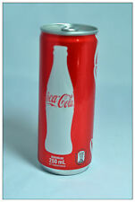 Coke Coca-cola Malaysia Tall Design 250ml of Happiness Special Issue Unopended