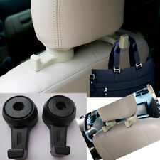 Car Seat Back Storage Hook Sundries Hanger Bag Holder Organizer for Purse Coat
