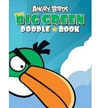 Angry Birds: Big Green Doodle Book SC by Various