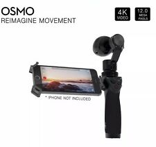 DJI Osmo Handheld 4K Camera SteadyGrip & 3-Axis Gimbal + Charger + Battery Only