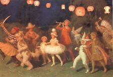 Percy Tarrant Postcard Peter Pan's Party Medici Children Costume Party
