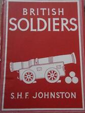 1944 1st Edition BRITISH SOLDIERS Illustrated Army Military Britain in pictures