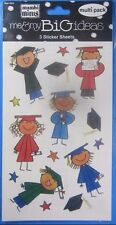 Mambi Minis Graduation Sticker Sheets