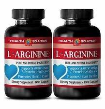 Sex Enhancement Pill Libido Orgasm Sensation L-ARGININE 500MG Female  2 Bot
