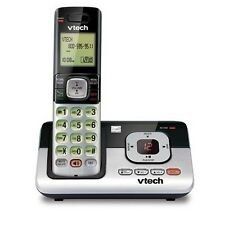 vTech CS6229 DECT 6.0 Cordless Phone w/Answering/Call ID/Battery/1 Handset/AC Ad