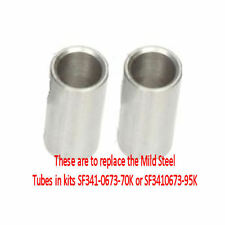 Superflex 2 Stainless Steel Tubes Kit for Suzuki Swift MKII GL, GTI 1989-1999