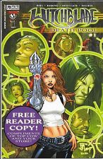 Witchblade # 70 Free Reader Variant Cover Edition VHTF