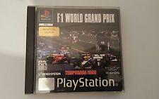F1 world gran prix para ps1 español y completo