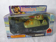 Matchbox Adventure 2000 - K-2003 Cusader Space Toy aus Ladenfund - NOS