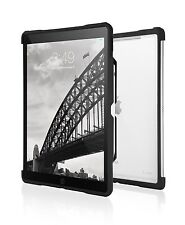 "STM Dux Rugged Protective Case for Apple iPad PRO  9.7"" - Clear Black"