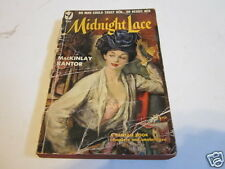 1950 MIDNIGHT LACE BY MACKINLAY KANTOR PAPERBACK NOVEL