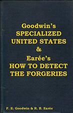 Sellos especializados de Estados Unidos y 43pp US falsificación/reimpresión descripciones-Cd