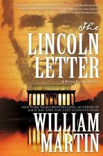 Peter Fallon and Evangeline Carrington: The Lincoln Letter 5 by William Martin (