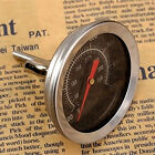 Camping BBQ Pit-Raucher-Grill-Thermometer GAUGE Temp Barbecue Edelstahl