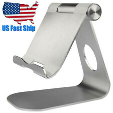 New Adjustable Aluminum Alloy Holder Stand Dock For iPad Pro 12.9/9.7inch Tablet