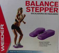 Weider Balance Stepper by Weider Fitness CORE STABILITY Portable REHAB EXERCISE