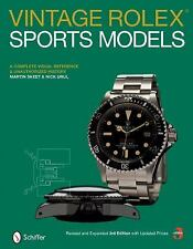 Vintage Rolex Sports Models: A Complete Visual Reference & Unauthorized History,