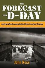 John Ross - Forecast For D Day (2014) - Used - Trade Cloth (Hardcover)