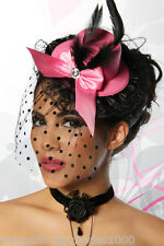 Burlesque Mini-Hut / Fascinator