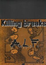 KILLING BREAKS - a.l.f. LP
