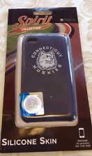 Connecticut Huskies Ipod Touch 4Th Generation Silicone Skin