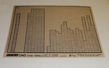 Microfich Ersatzteilkatalog Fiat Uno (1100 - 1300 cc.) 60330921