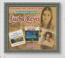 CD - Lucha Reyes NEW Tesoros De Coleccion 3 CD's FAST SHIPPING !
