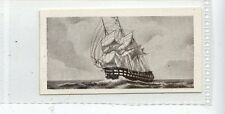 (JD1623-100)  DOMINION,OLD SHIPS,2ND SERIES,H.M.S.CANOPUS,1935,#13