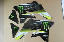 FX TEAM MONSTER SUZUKI GRAPHICS RMZ250 2007 2008 2009