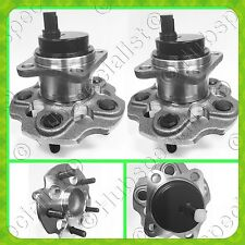 REAR WHEEL HUB BEARING ASSEMBLY FOR TOYOTA PRIUS V 2012-2016 PAIR FAST SHIPPING