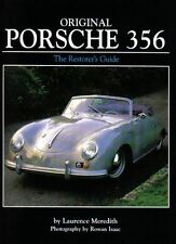 Original Porsche 356 The Restorers Guide 1948-65 Gmund Pre A 356A B C Carrera +